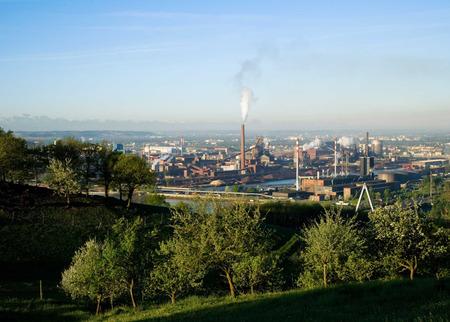 Steel Plant Linz