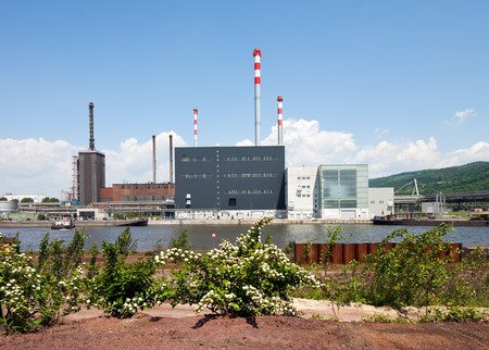 Power Plant Linz