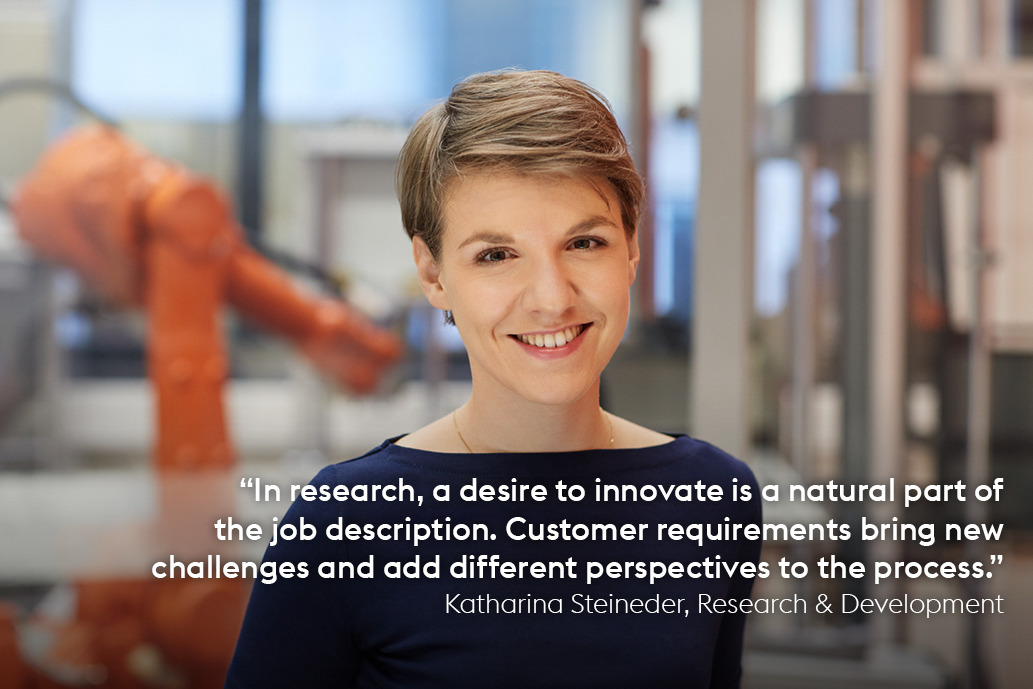 Quote Katharina Steineder, Research