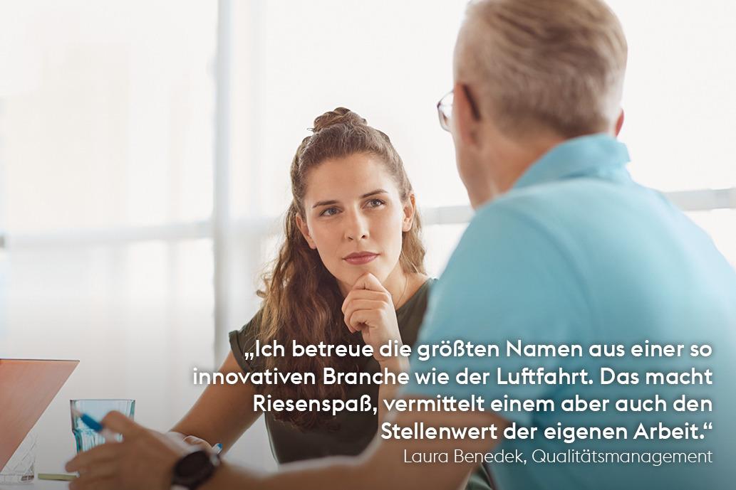 Laura Benedek, Qualitätsmanagement, voestalpine
