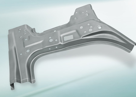 phs-ultraform® Automobilkomponente