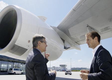 Triebwerksaufhängung Aerospace