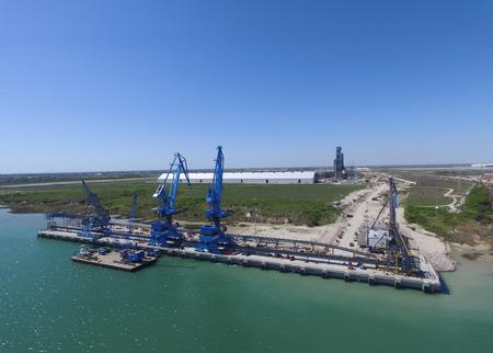 Hafenanlage Corpus Christi, Texas