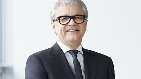 Wolfgang Eder, Chairman of the voestalpine Management Board.
