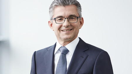 Herbert Eibensteiner, Member of the Management Board of voestalpine AG and Head of the Steel Division of voestalpine Group