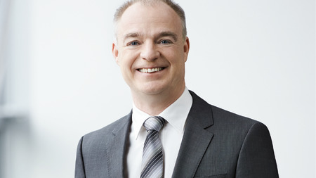 Peter Schwab, Member of the Management Board of voestalpine AG and Head of the Metal Forming Division