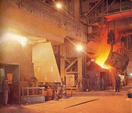 LD-Stahlwerk I