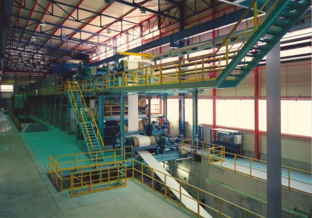 Coil Coating Plant - COLOFER