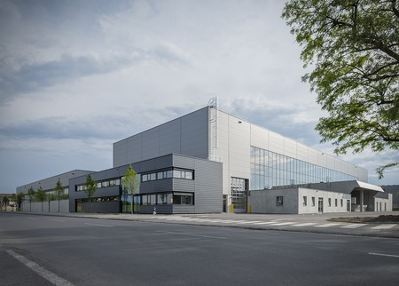 voestalpine Automotive Components Werk