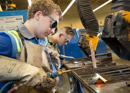 Apprentices - voestalpine Krems Finaltechnik GmbH