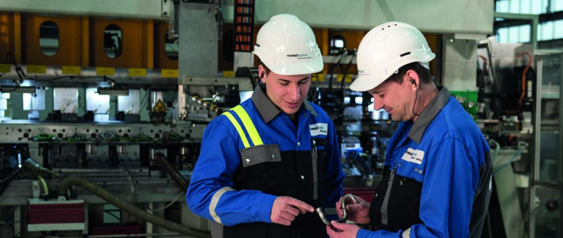 Werktstoff und Umformkompetenz unter einem Dach