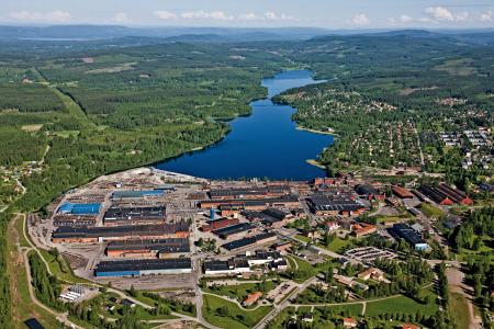 Uddeholms CO2 Umweltschutz