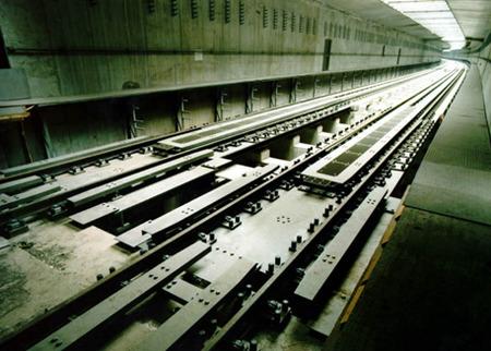 特种轨道工程部件
