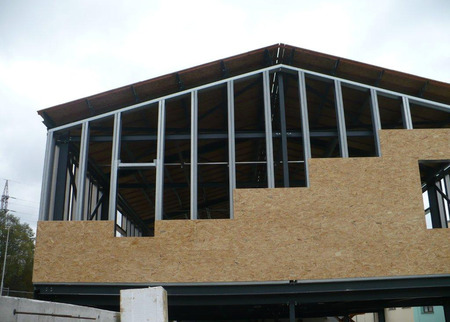 Steel Framing system