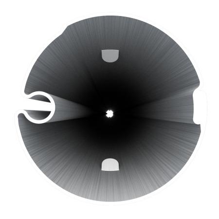 Profile okrągłe
