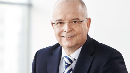 Franz Rotter, Vorstandsmitglied der voestalpine AG und Leiter der High Performance Metals Division