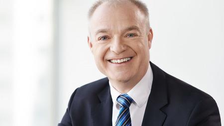 Peter Schwab, Vorstandsmitglied der voestalpine AG und Leiter der Metal Forming Division