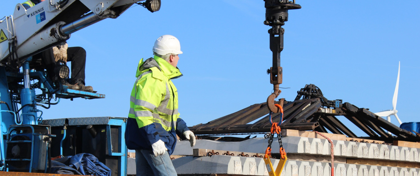 Werken bij voestalpine Railpro