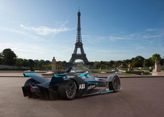 Formel E Paris