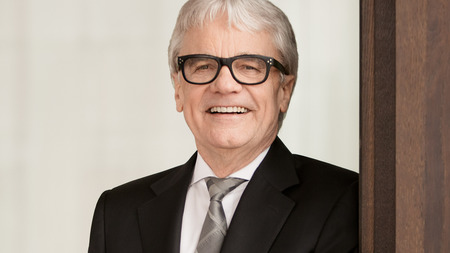 Wolfgang Eder, Chairman of the Management Board of voestalpine AG