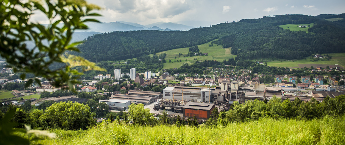 voestalpine in Donawitz