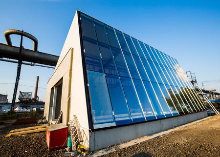 Hydrogen pilot facility Linz