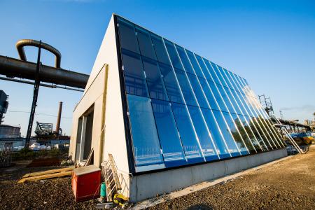 Wasserstoffpilotanlage H2FUTURE, Linz