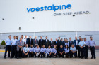 voestapine Zacatecas Plant Team