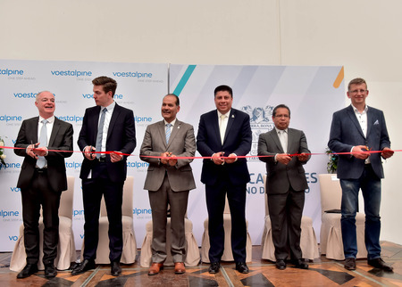 Opening at voestalpine Automotive Components Aguascalientes