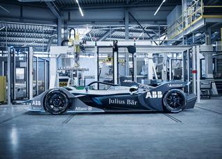 voestalpine Formel E