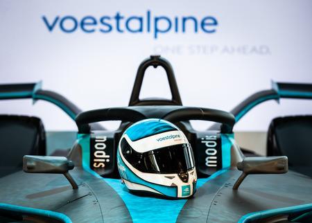 voestalpine Formel E Helmet