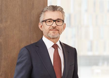Herbert Eibensteiner, Chairman of the Management Board of voestalpine AG