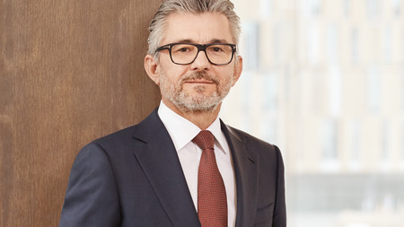 Herbert Eibensteiner, Chairman of the Management Board of voestalpine AG