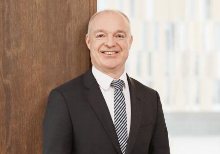 Dipl.-Ing. Dr. Peter Schwab, MBA, Leitung Metal Forming Division