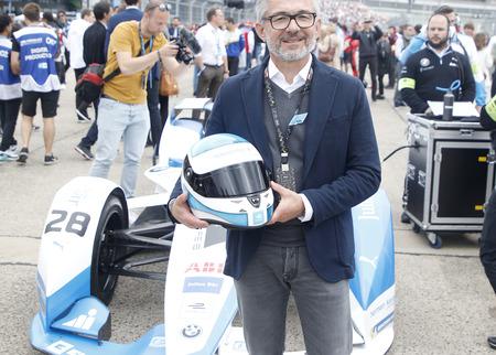 CEO Herbert Eibensteiner