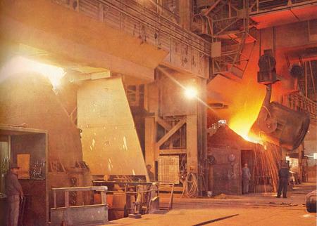 LD Steel Making Plant 1