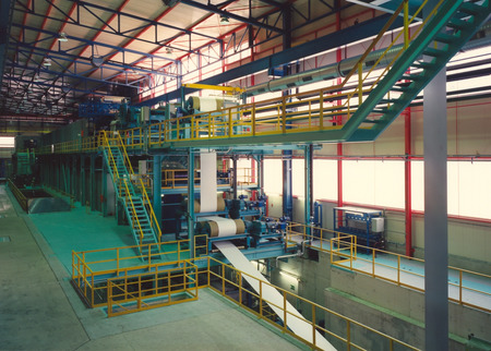 Coil Coating Plant Colofer