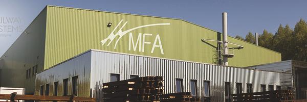 MFA Matériel Ferroviaire d'arbertas