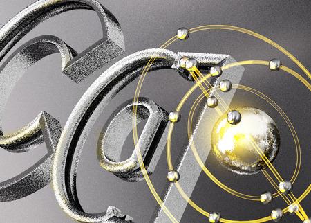 Periodensystem Atome Calcium