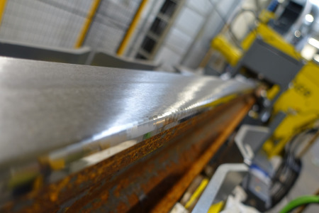 Rail Machining