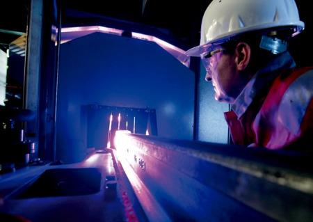 Rail quality control