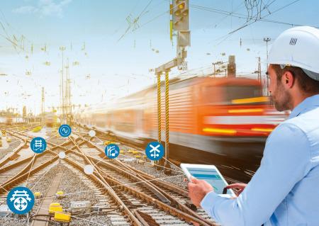 Diagnose und Monitoring für Infrastruktur - Monitoring ortsfester Anlagen