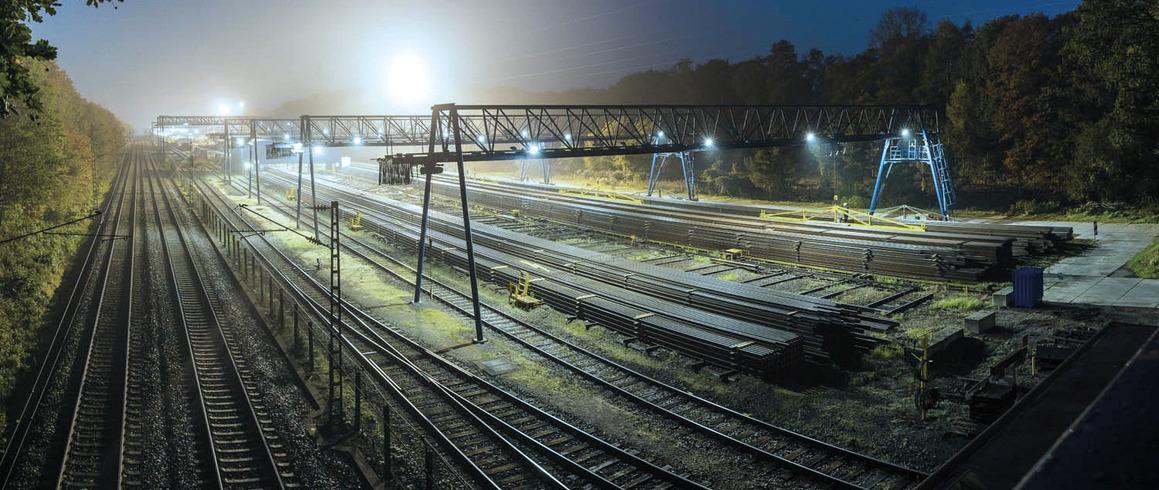 Rails manufacturer