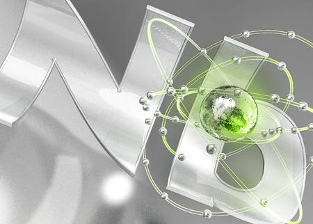 Periodensystem Atome Niob