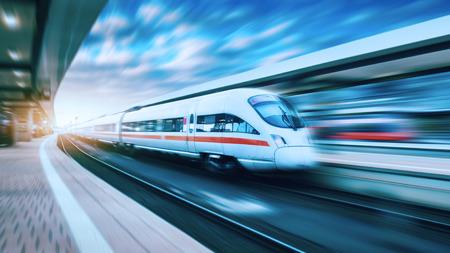 Hochgeschwindigkeitsschienen
