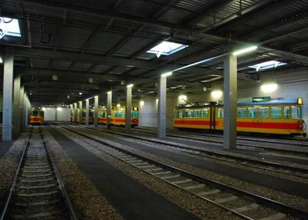 BLT railway systems installation