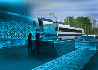 Virtual Vehicle Austria and voestalpine Railway Systems