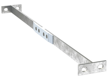 Insulated gauge bars