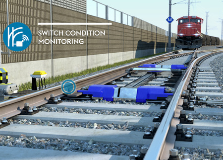Switch condition monitoring