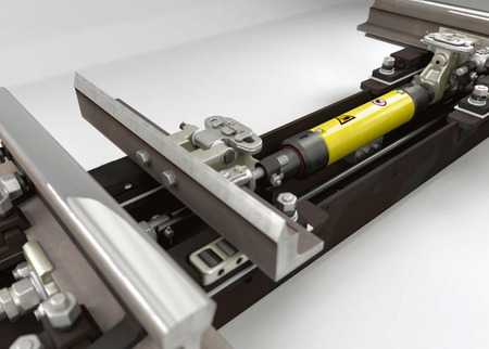 Locking system with a revolutionary locking principle